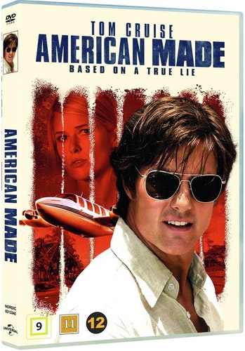 American Made DVD