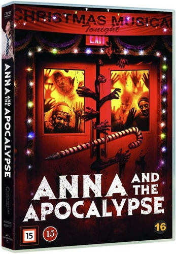 Anna and the Apocalypse DVD