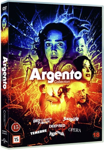 Dario Argento: Collection DVD