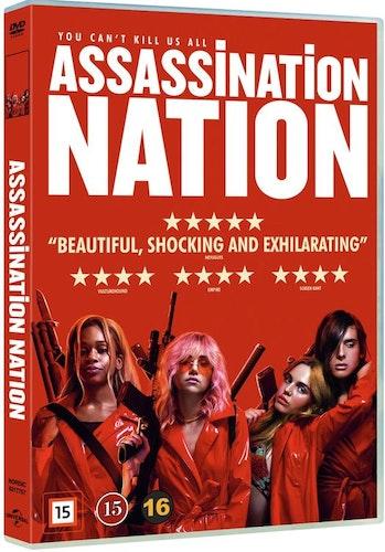 Assassination Nation DVD