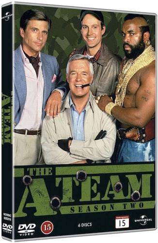 The A-Team - Säsong 2 DVD UTGÅENDE