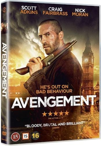 Avengement DVD