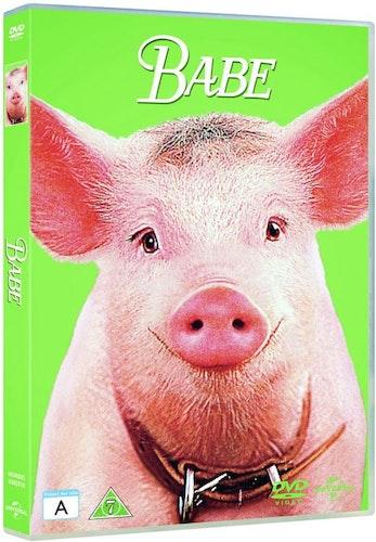 Babe: Den Modige Lille Grisen DVD