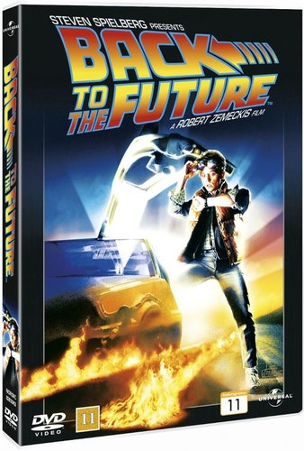 Tillbaka Till Framtiden DVD