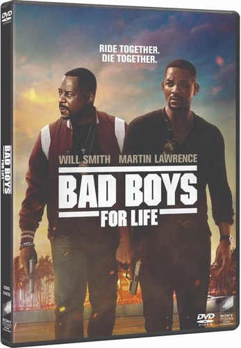 Bad Boys 3: for Life DVD