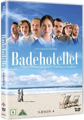 Badhotellet - Säsong 4 DVD