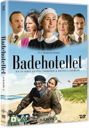 Badhotellet - Säsong 2 DVD
