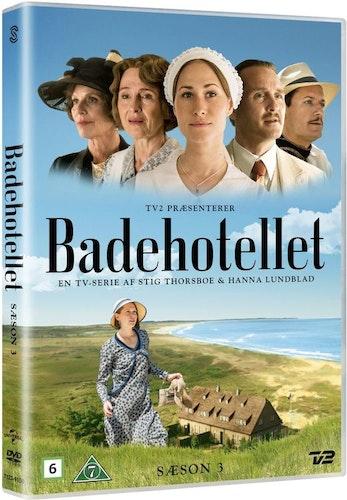 Badhotellet - Säsong 3 DVD