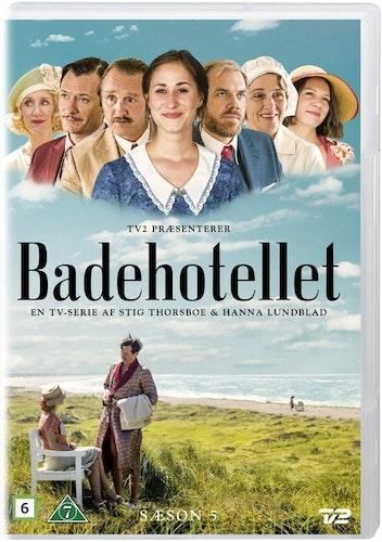 Badhotellet - Säsong 5 DVD