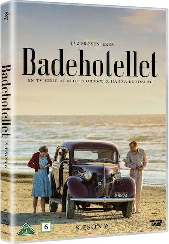 Badhotellet - Säsong 6 DVD