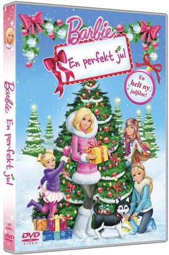 Barbie en perfekt jul DVD UTGÅENDE ARTIKEL