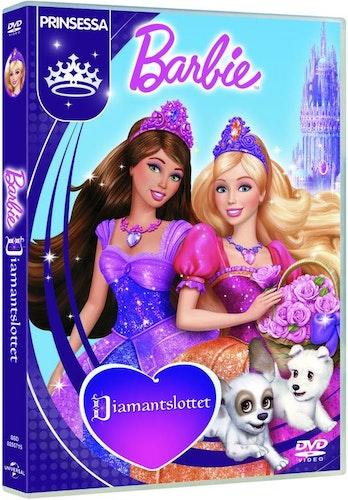 Barbie Och Diamantslottet DVD