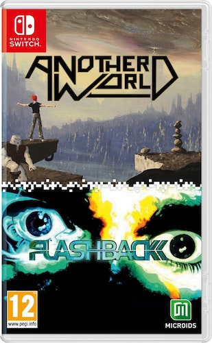 Another World + Flashback (Switch)