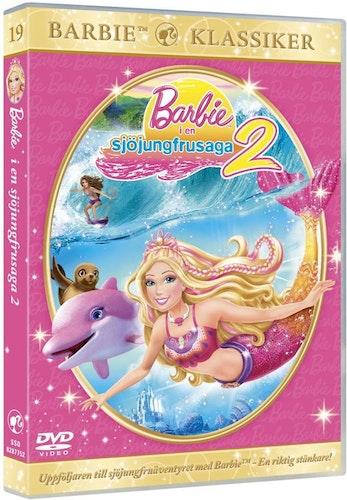 Barbie I en Sjöjungfrusaga 2 DVD