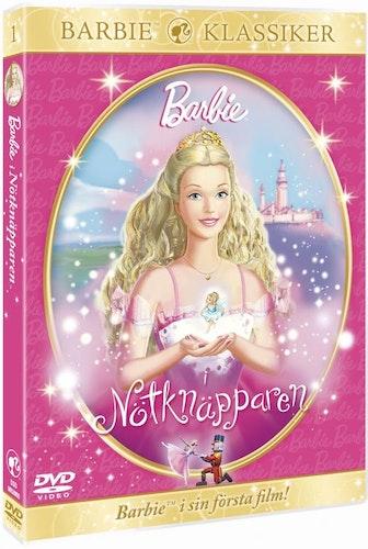 Barbie: Nötknäpparen DVD