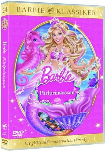 Barbie: Pärlprinsessan DVD UTGÅENDE ARTIKEL