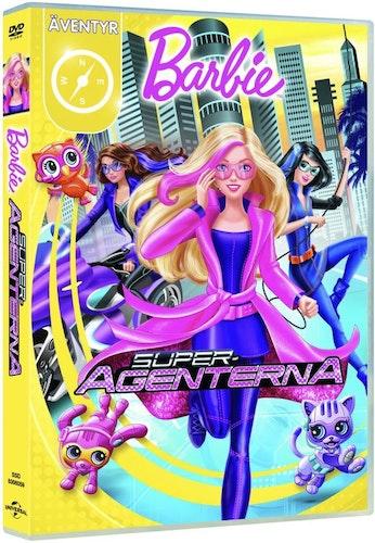 Barbie Superagenterna DVD