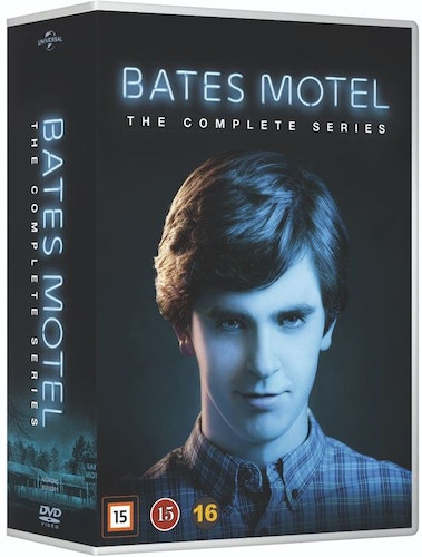 Bates Motel - Complete Series DVD