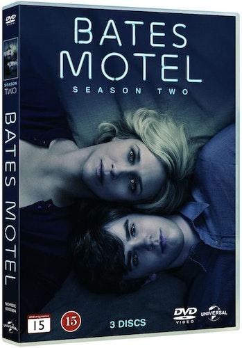 Bates Motel - Säsong 2 DVD