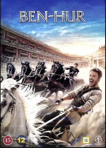 Ben-Hur (2016) DVD
