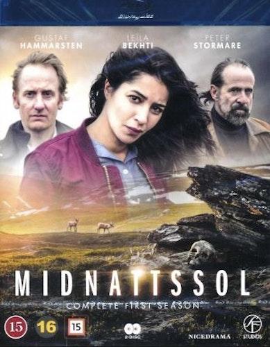Midnattssol - Säsong 1 (3-disc) (Blu-ray)