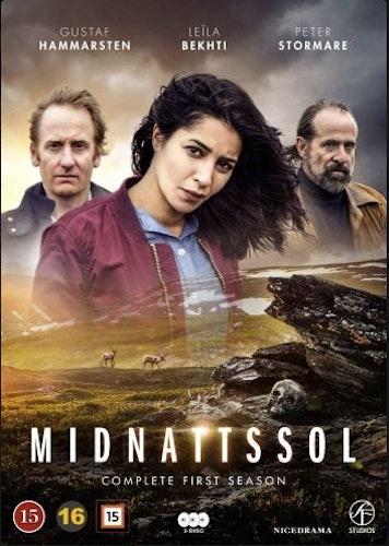 Midnattssol - Säsong 1 (3-disc) DVD