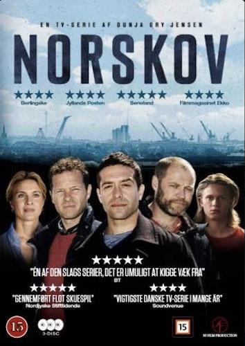 Norskov - Säsong 1 DVD