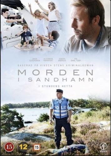Morden i Sandhamn - Säsong 5 DVD