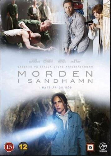 Morden i Sandhamn - Säsong 4 DVD