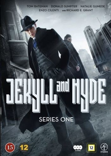 Jekyll and Hyde - Säsong 1 DVD