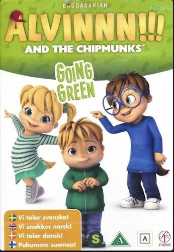 Alvinnn!!! och gänget - Säsong 1: Vol 5 - Kör grönt DVD