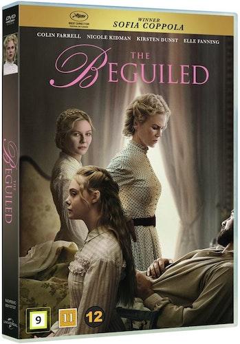 De Bedragna/The beguiled 2017 DVD