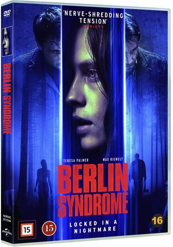 Berlin Syndrome DVD