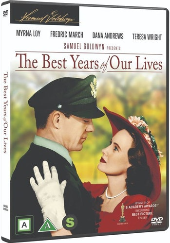The Best Years of Our Lives DVD UTGÅENDE