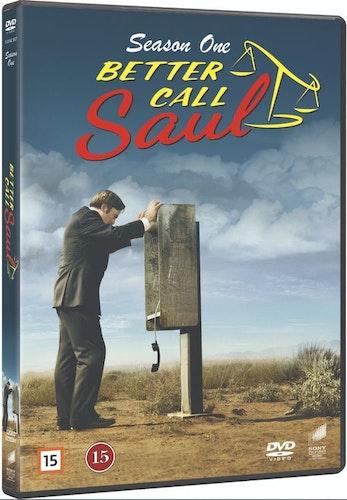 Better Call Saul - Säsong 1 DVD