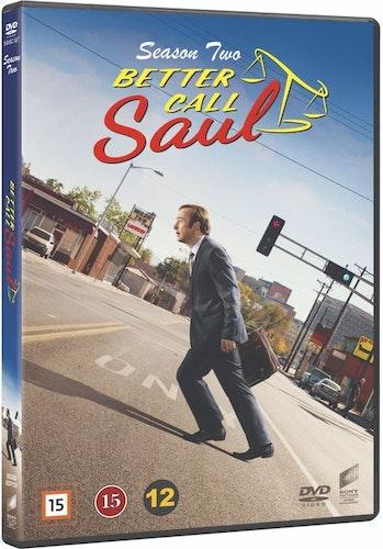Better Call Saul - Säsong 2 DVD