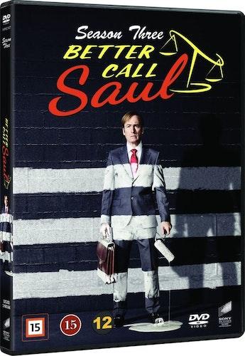 Better Call Saul - Säsong 3 DVD