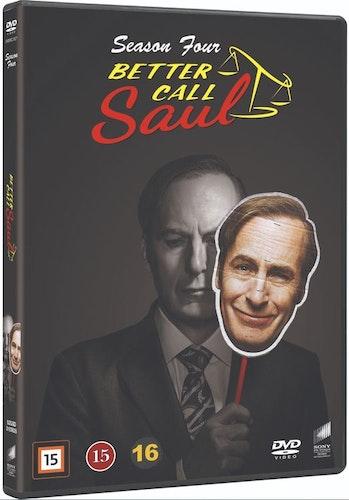 Better Call Saul - Säsong 4 DVD
