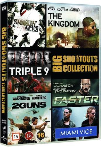 Big Shootouts Collection DVD