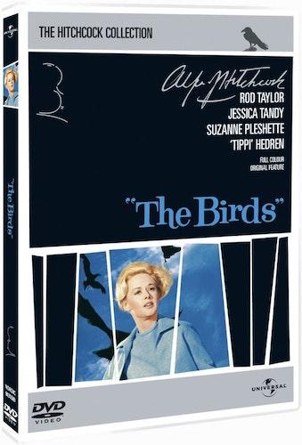 Fåglarna DVD