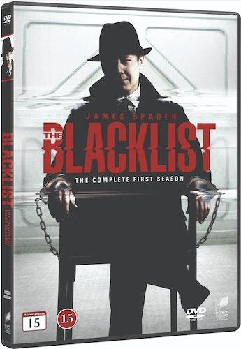 Blacklist - Säsong 1 DVD