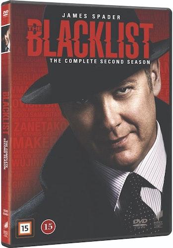 The Blacklist - Säsong 2 DVD