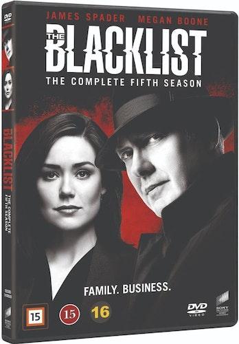 The Blacklist - Säsong 5 DVD
