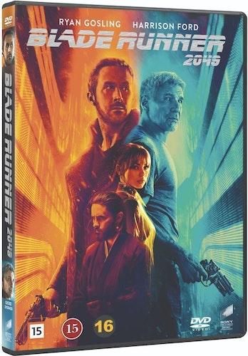 Blade Runner 2049 DVD UTGÅENDE