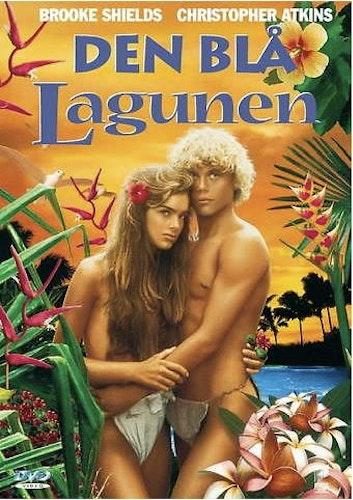 Den Blå Lagunen DVD