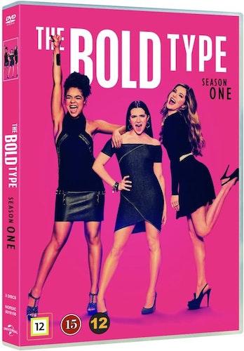 The Bold Type - Säsong 1 DVD UTGÅENDE