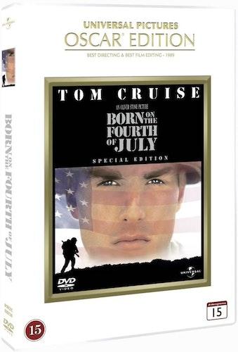 Född den Fjärde Juli - Oscar Edition DVD