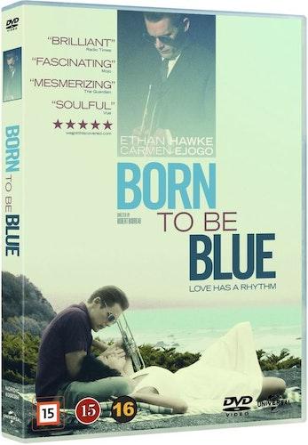 Chet Baker - Born to be blue DVD