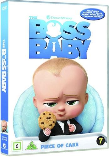 Baby Bossen DVD