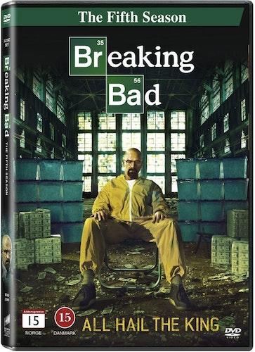 Breaking bad säsong 5 DVD